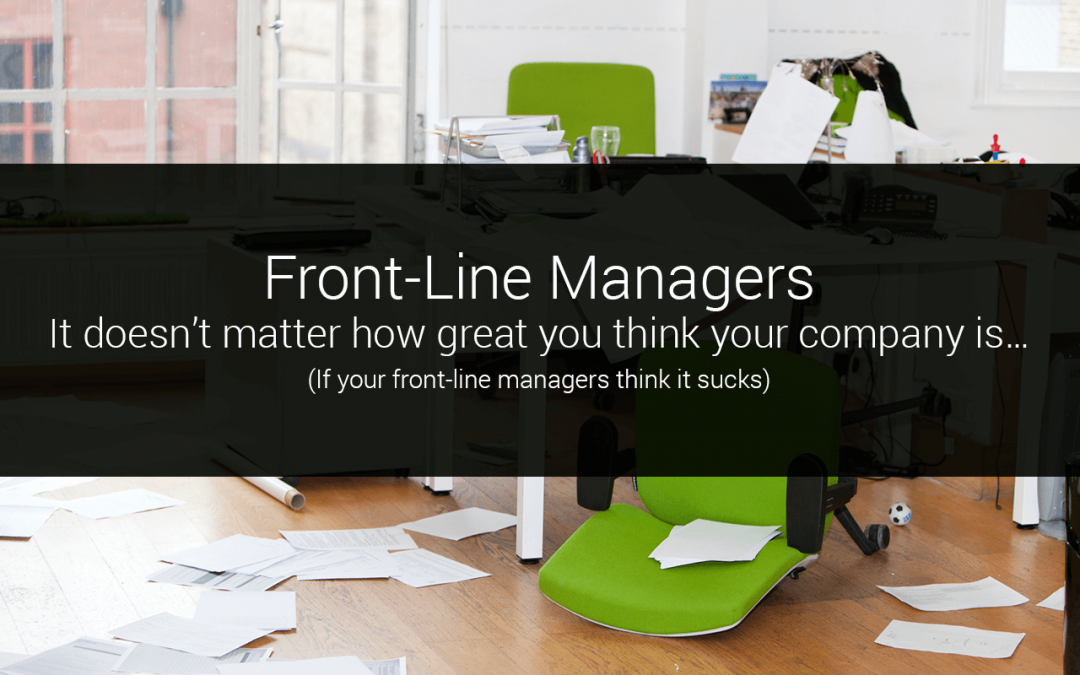 Front-Line Managers